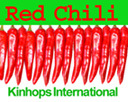 Verse en Bevroren Rode Spaanse peper