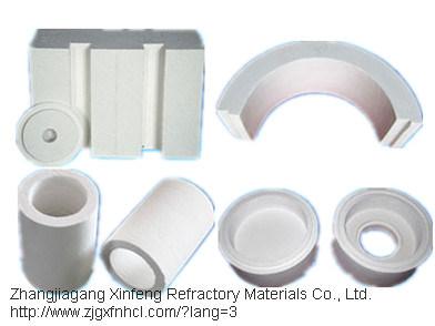 Ceramische Vezel Gevormde Producten