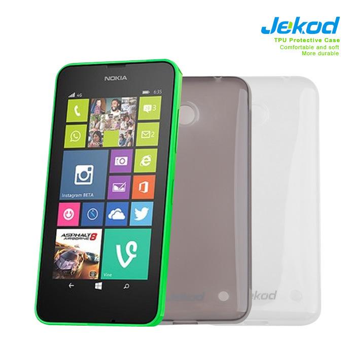 Tampas TPU Celular para Nokia Lumia 630