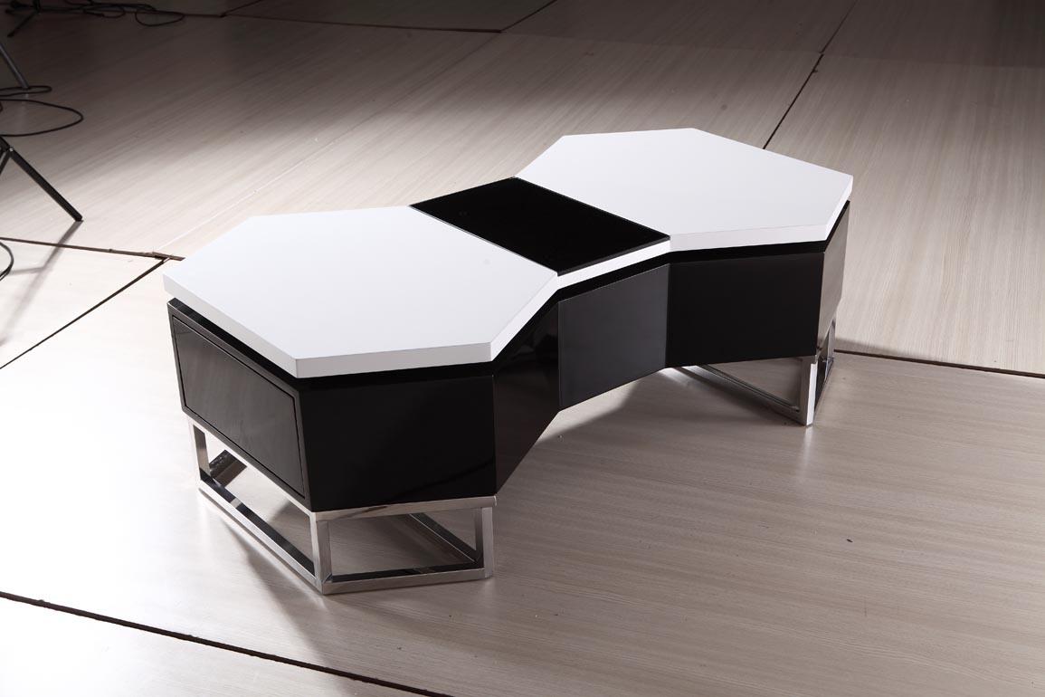 Cina tavolino da salotto moderno del mdf di lucentezza di for Arredamento made in china