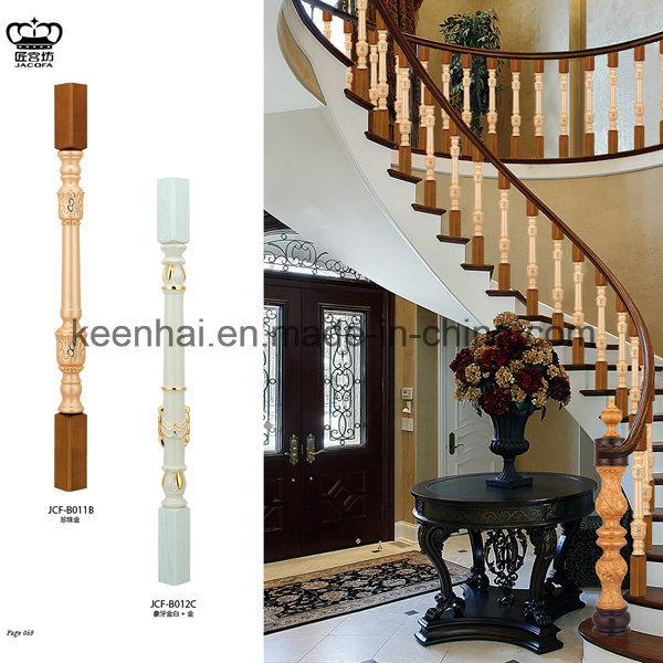 villa de luxe de l 39 escalier int rieur d coratifs balustrade en aluminium photo sur fr made in. Black Bedroom Furniture Sets. Home Design Ideas