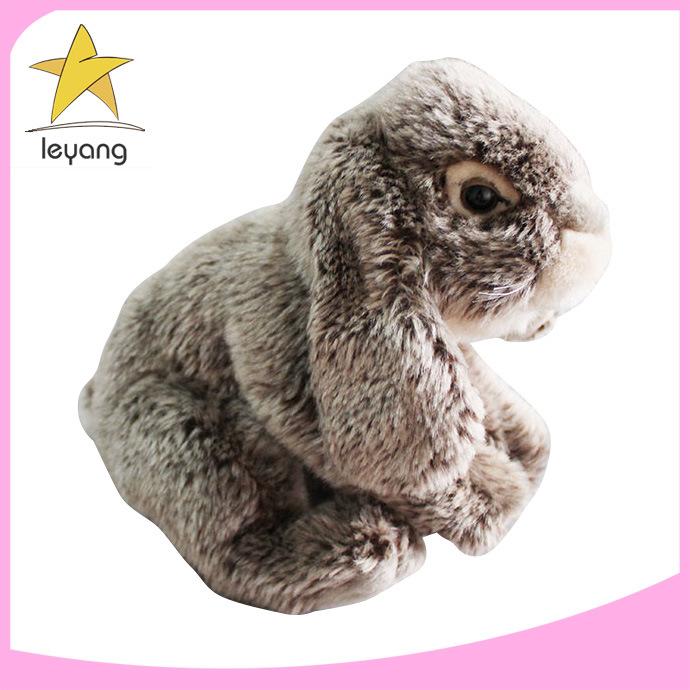 China-Plüsch füllte Kaninchen-Spielzeug-Tierplüsch angefüllte belastete Spielwaren für Baby an