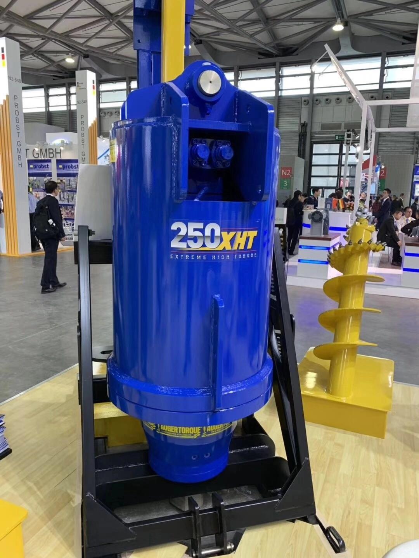 Гидравлический экскаватор массы шнек для почвы земли гидравлики рабочего оборудования экскаватора сверления сверла шнека