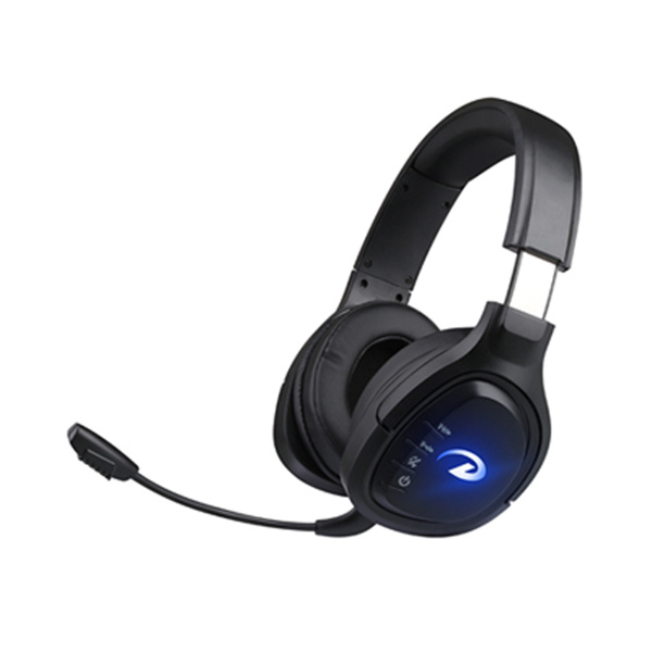 Nouveau casque sans fil Bluetooth Dl Casque écouteurs stéréo avec microphone casque LED