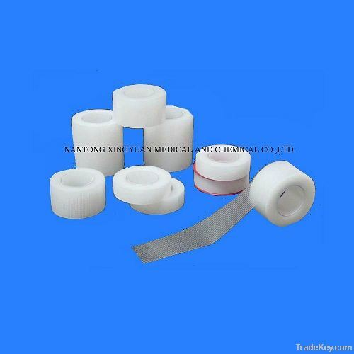 Medizinischer nichtgewebter Klebstreifen (Lochstreifen), medizinisches PET Klebstreifen, medizinisches Silk Klebeband