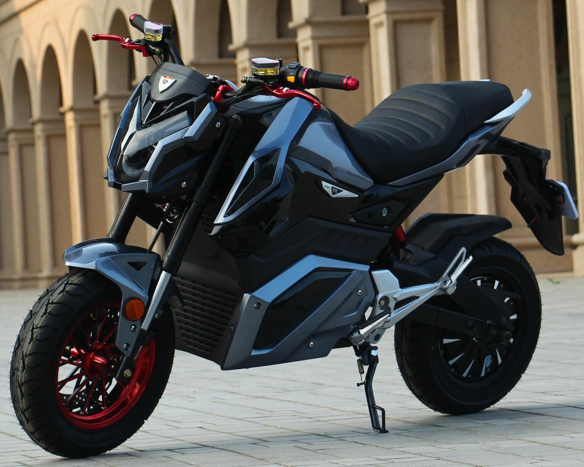 2020 krachtige nieuwe Design heetste Fashion Elektrische Scooter