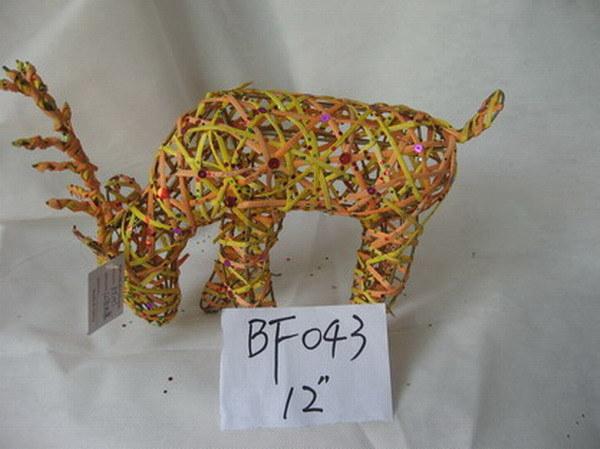 藤のシカ(BF043)