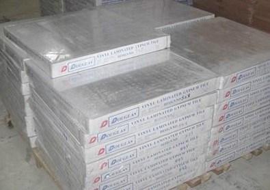 PVC Laminated Ceiling Tile (JOY005)