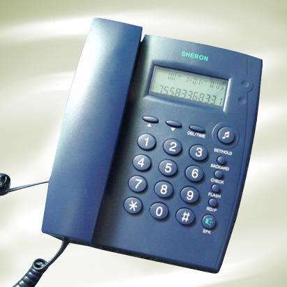 発信者番号通知サービスの電話WY-T8936