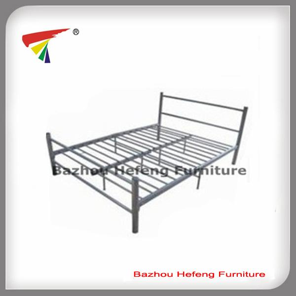 El marco de metal Cama doble Cama para muebles de dormitorio (HF083 ...