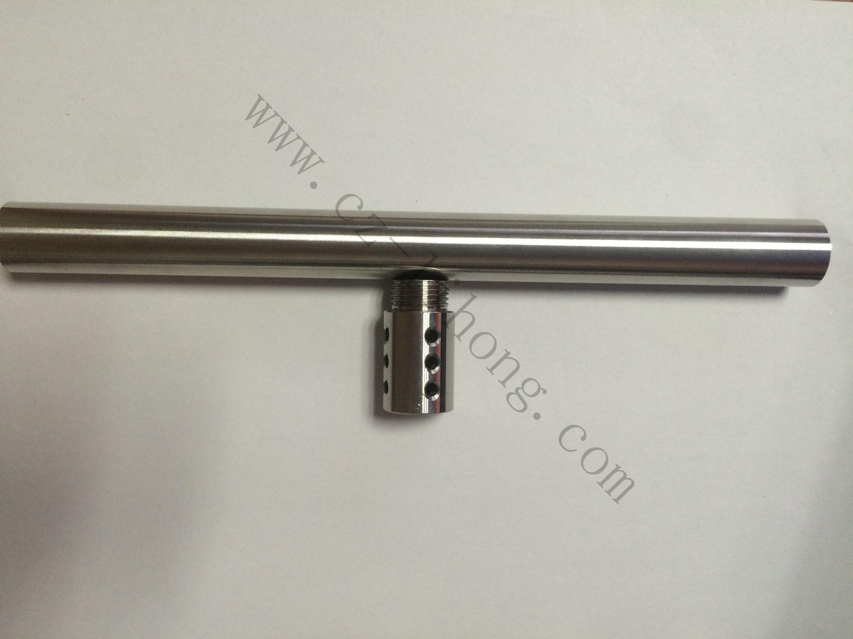 Raccordo per tubi in acciaio inox 316 connettore femmina lungo