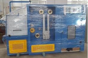 Drahtziehen-Maschine mit kontinuierlichem Ausglühen