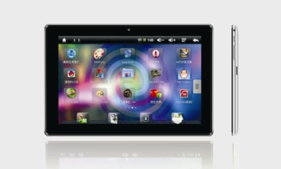 """Processadores quad core 10"""" IPS Tablet"""