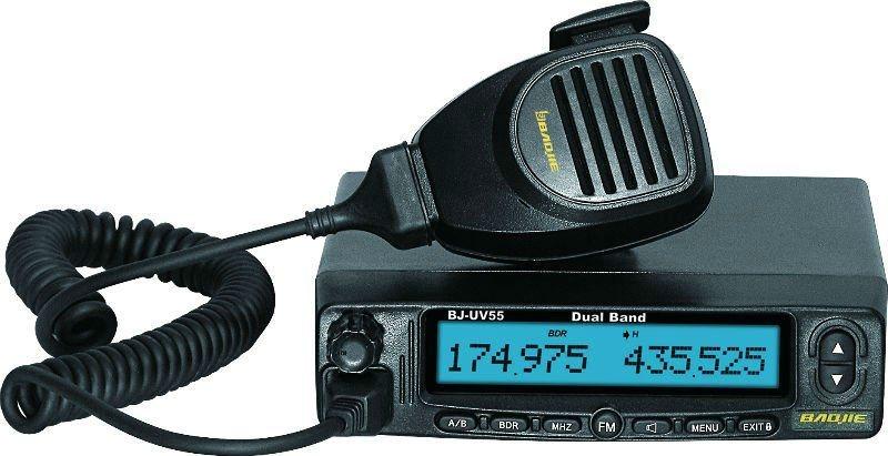 密集したMultipke機能VHF/UHF可動装置のラジオ