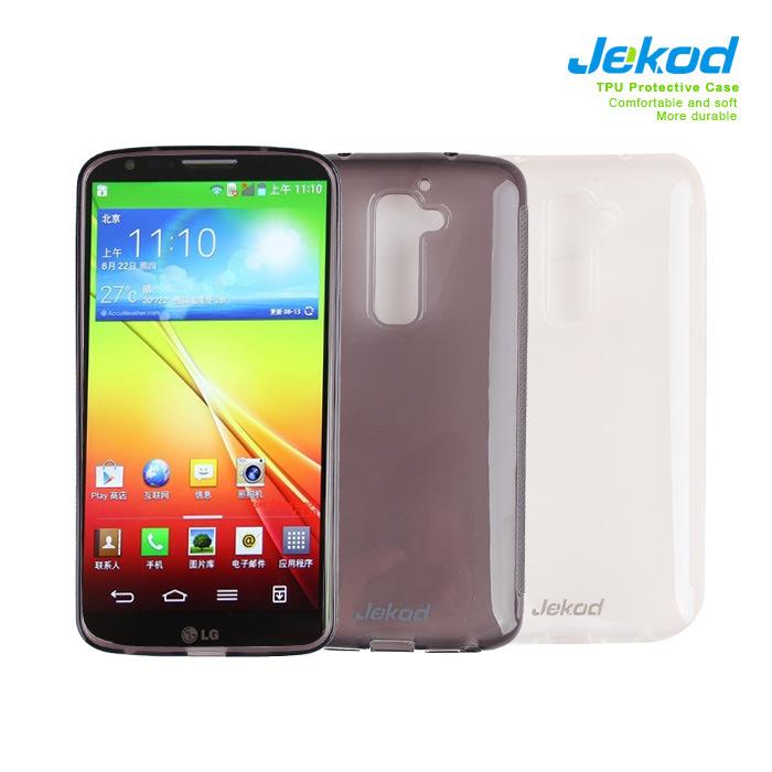 Caso Telefone de silicone para LG Optimus G2
