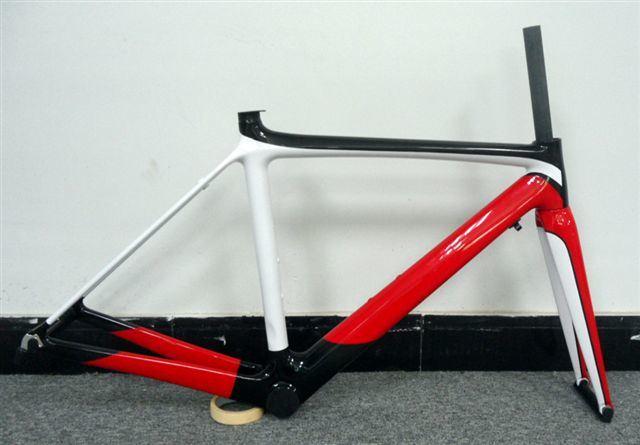 700c Super Ligero el bastidor de bicicletas carretera carbono completa