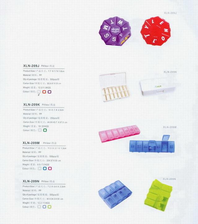 Pilule Case (XLN)