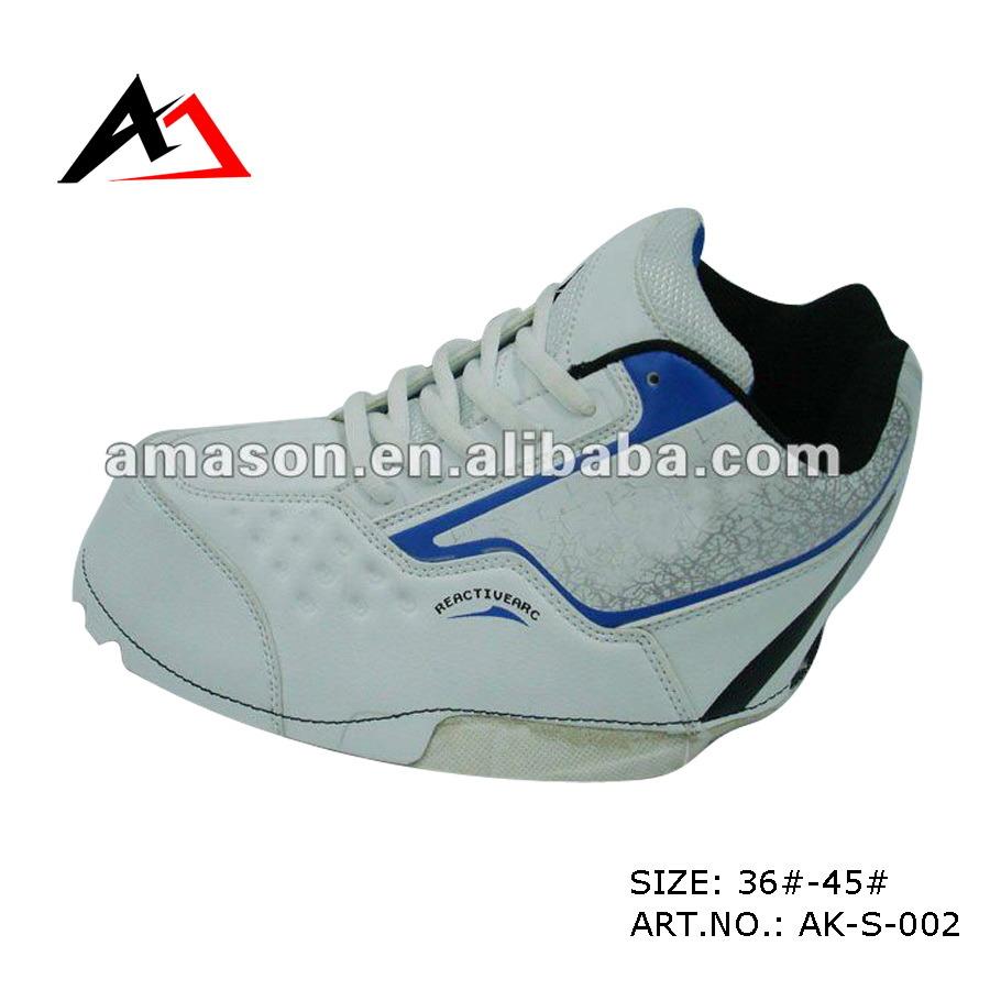 De Semi Schoenen van de Lage Prijs van het Bovenleer van de Schoen van sporten voor Mensen (ak-s-002)