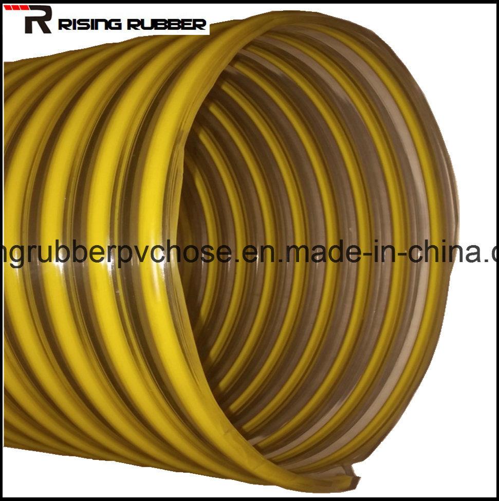 Tubo flessibile trasparente di aspirazione dell 39 acqua for Riduzione del rumore del tubo dell acqua