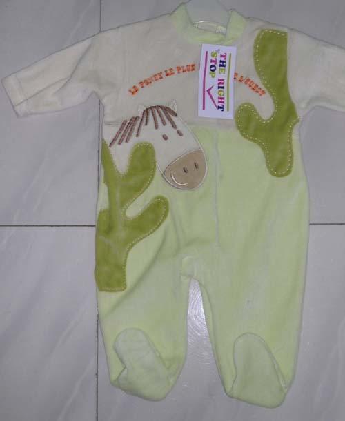 Baby&acutes Spielanzug