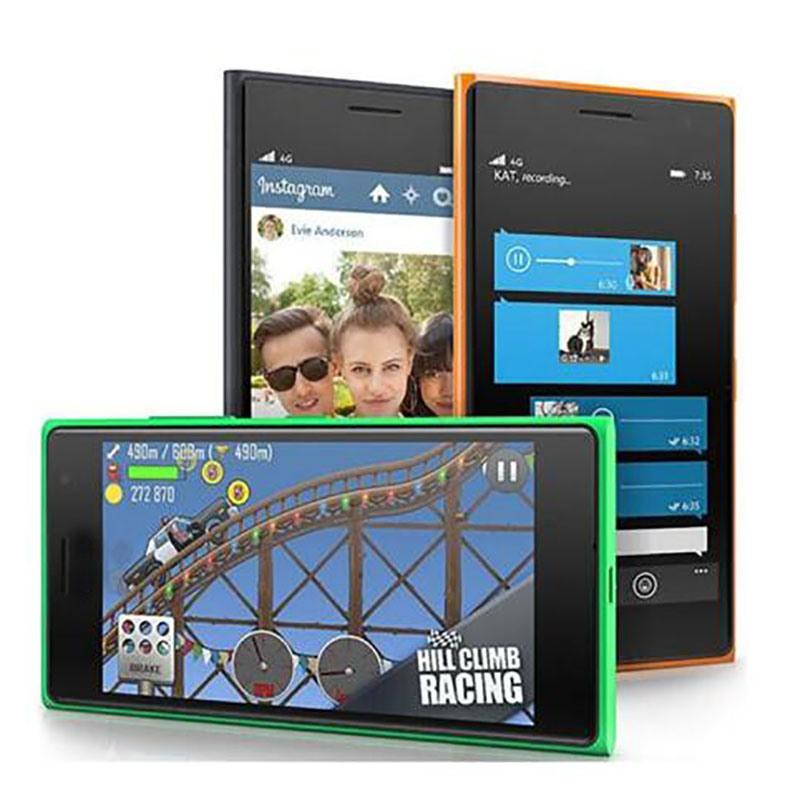 "Geopende Lumia 735 Mobiele Telefoon 4.7 "" 8GB ROM Slimme Telefoon voor Nekia"