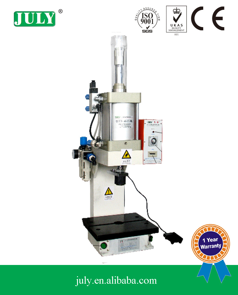 Marke C-Frame Metall Prozess Air Booster Presse Maschine