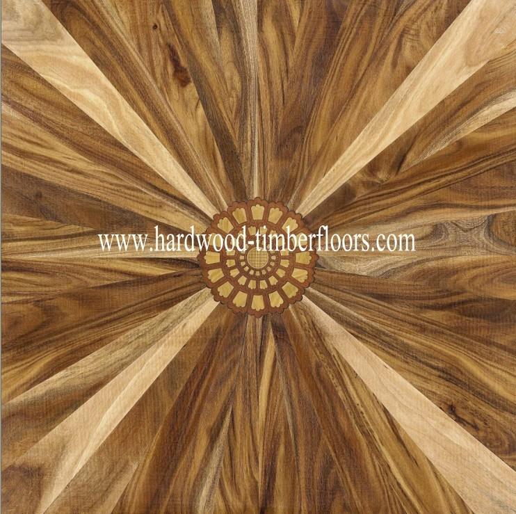 Foto de Chapa de madera de nogal Arte Parquet pisos de ...