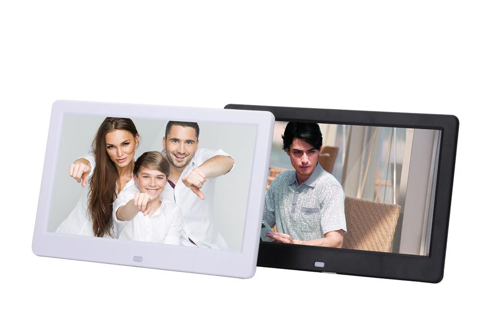 Foto de Marco digital HD de 10 pulgadas TFT-LCD Porta retrato de ...