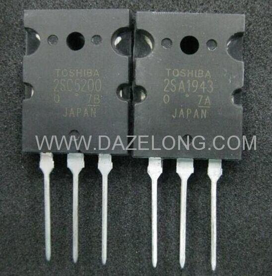 Hybrid-IC STK077 ; Power Audio Amp