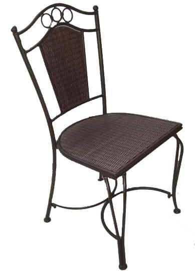 Cadeira de vime (ATHY5841)
