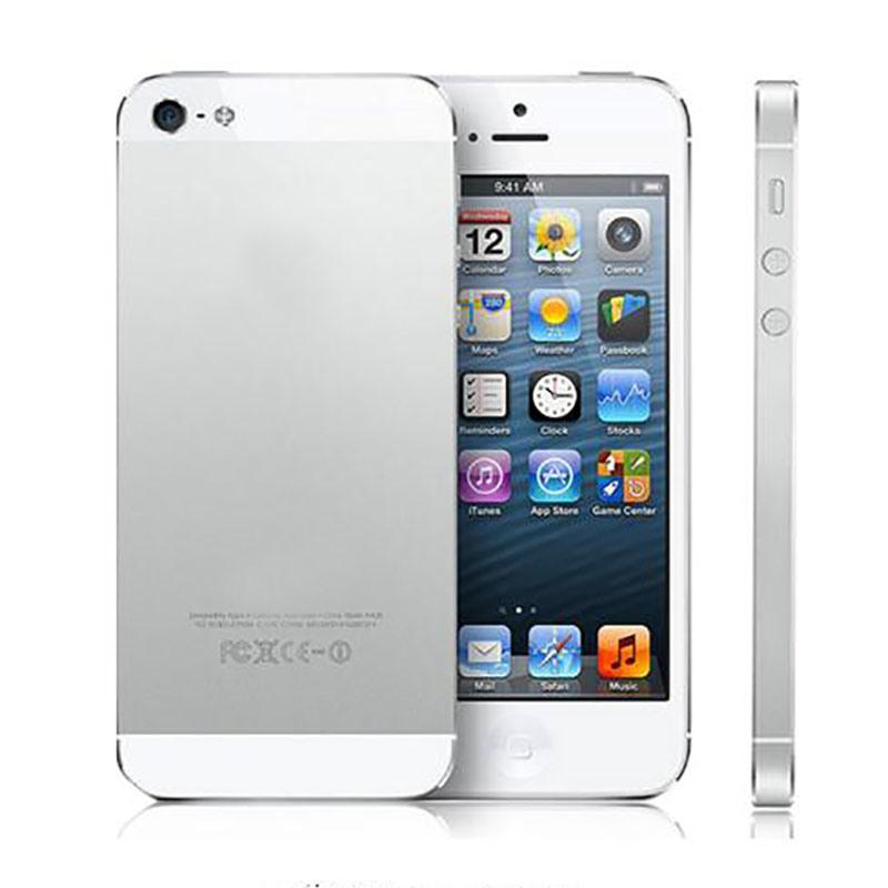 Telefono cellulare rinnovato di WiFi della macchina fotografica del telefono 8MP delle cellule del telefono mobile di iPhone 5