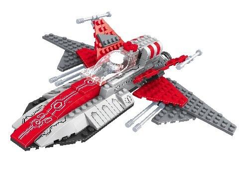 140PC 도시 장난감 비행기
