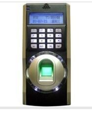 Le contrôle des accès d'empreintes digitales (UrK-T)