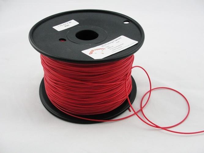 Flexibilidad de 1,75mm Red de filamentos de impresión 3D para la impresora 3D.