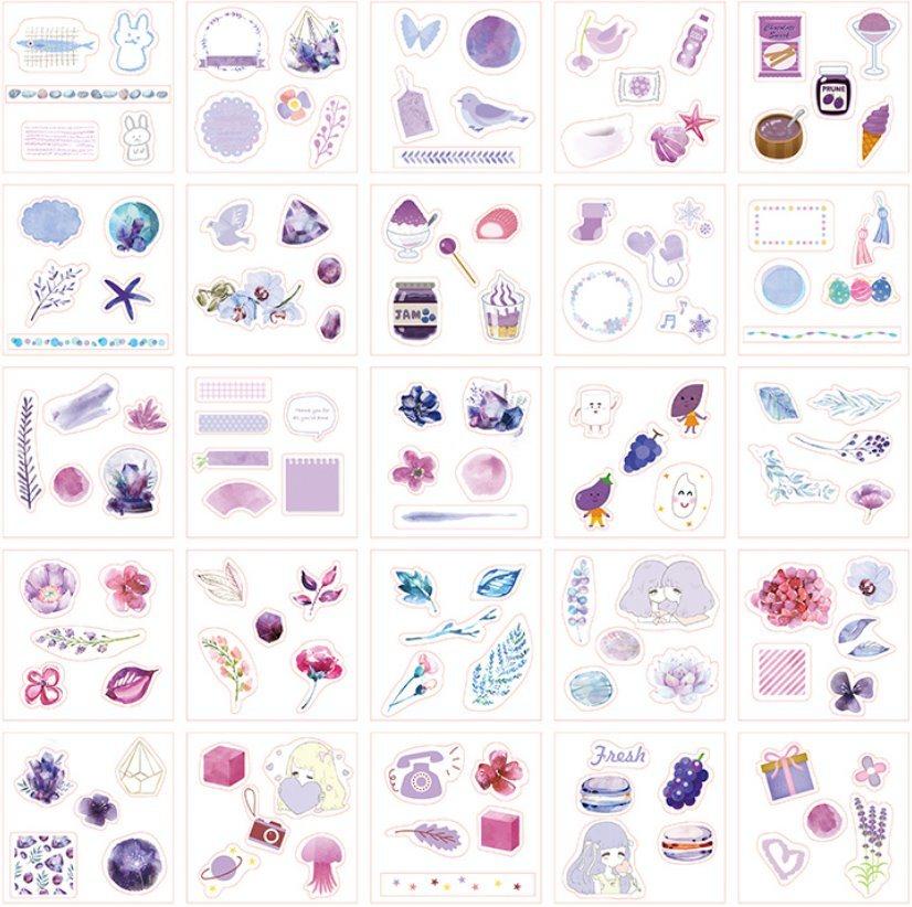 Großhandel Hochwertige Custom Children Cartoon Sticker für Geschenk 2