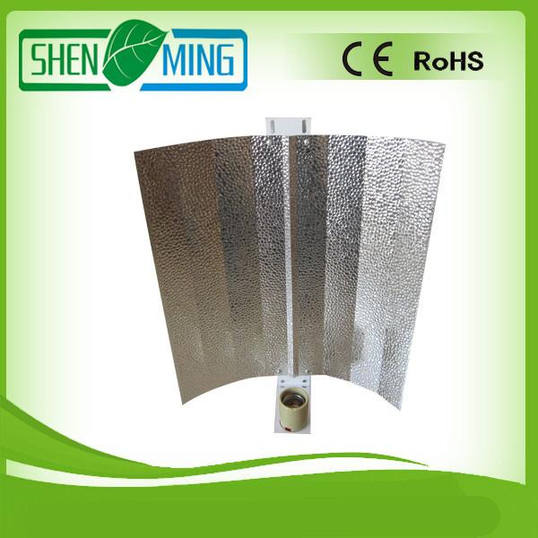 Martilladas Reflector ALA ala el reflector de aluminio crecer reflector