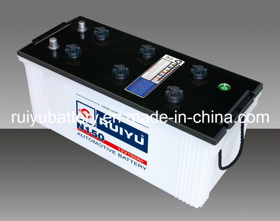 12V 150Ah batería automotriz