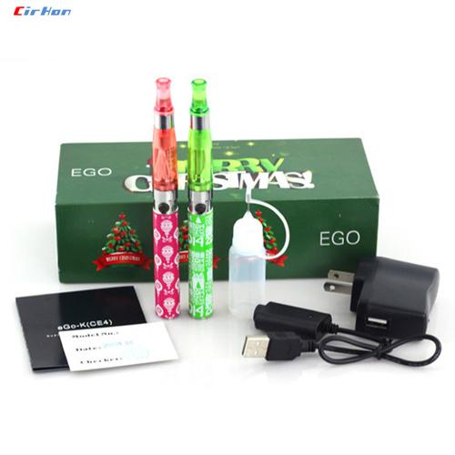 Ecigs, E cigarette Cigarette électronique EGO CE4 grand vapeurs vert