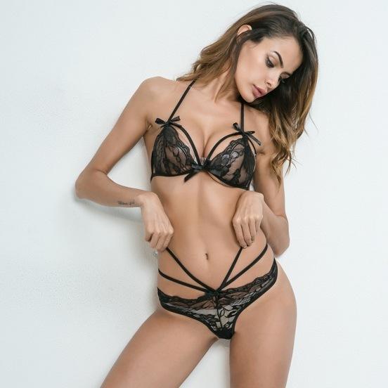 Foreverfad hot sexy mujer Noche de las ventas de ropa interior Lenceria Sexy S2659