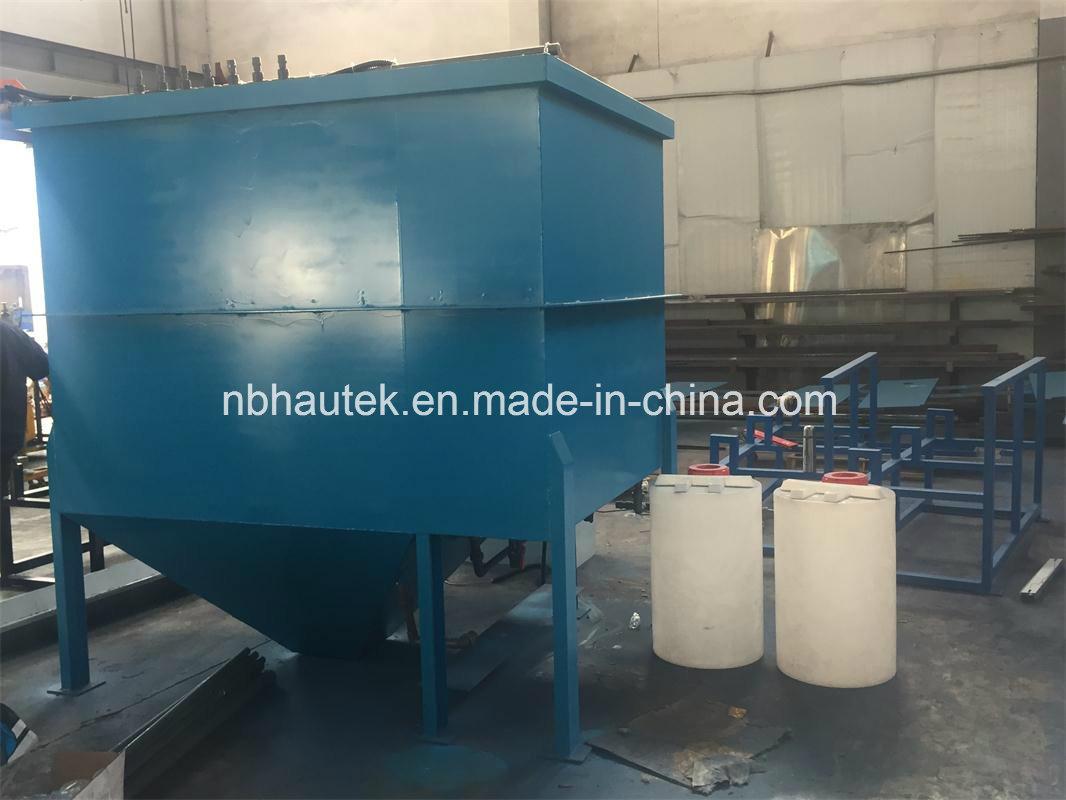 Автомобильная мойка машины утилизации сточных вод