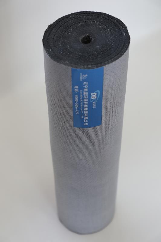 Tessuto filtrante della vetroresina per filtrazione dell'aria per il collettore di polveri