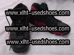使用された靴