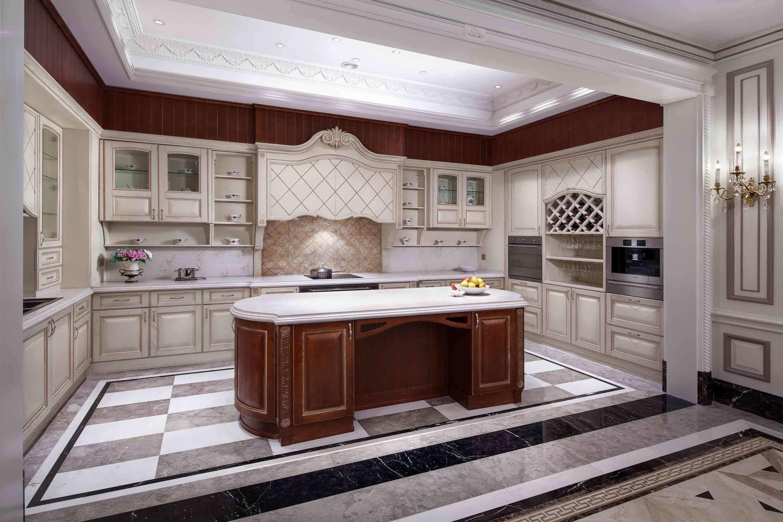 Foto de Wlebom nuevo diseño de cocina tradicional italiana en es ...