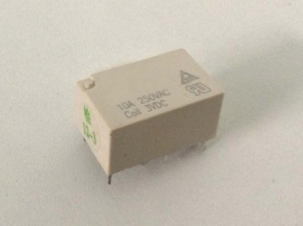 Miniatuur Magnetisch het Sluiten Relais hc-10A