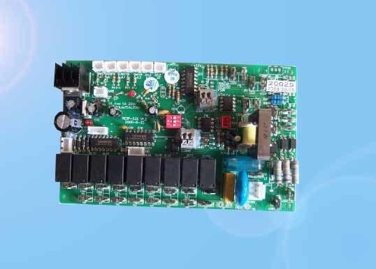 タイマーのクロックが付いている自動デジタル制御装置