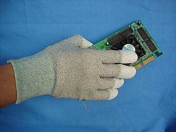 De Handschoen van het Uiteinde van Pu