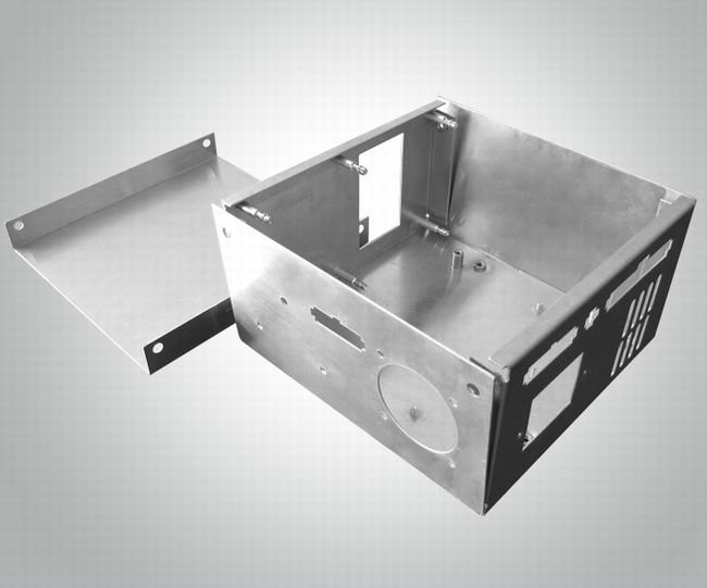 정밀도 판금 제품 (PSMP-005)