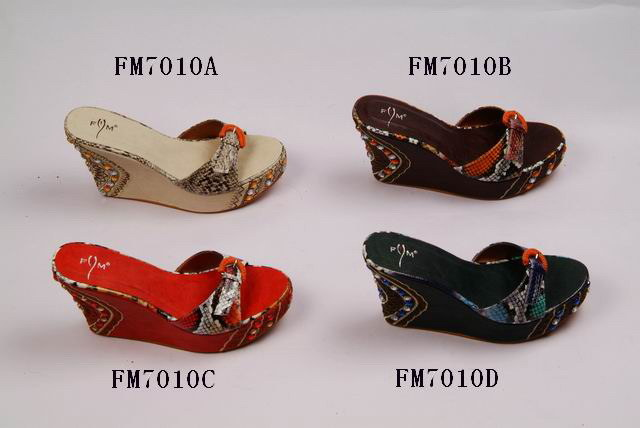 Naili Women Shoes (FM7010)
