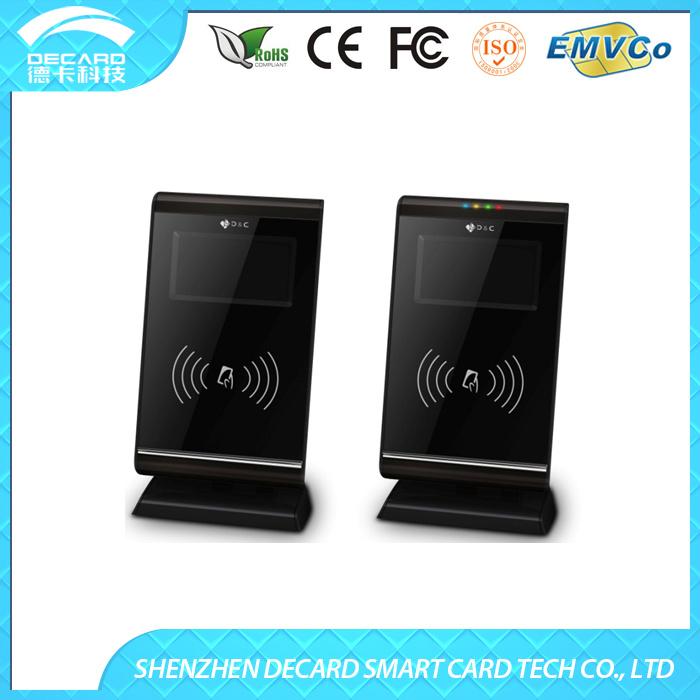 Технология RFID считыватель карт с дисплеем (T80)