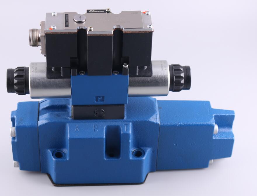 Hydraulisches elektrisches gerichtetes proportionales Regelventil